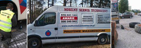 Wulkanizacja Mobilna